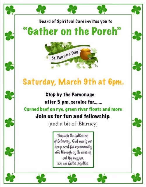 March Gather Event