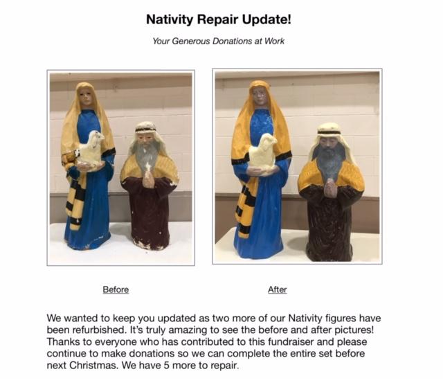 Nativity Update